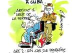 Journée des droits de l'homme à Cuba : un jour plus, un jour moins