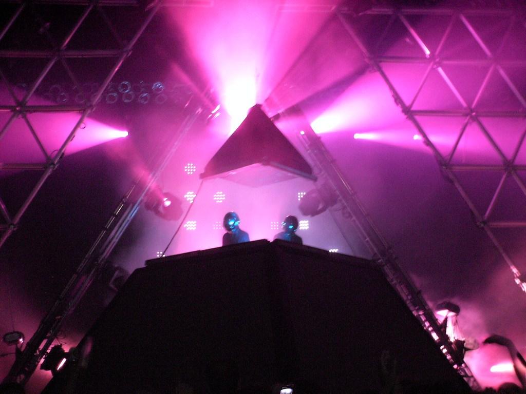 Daft+Punk+Live