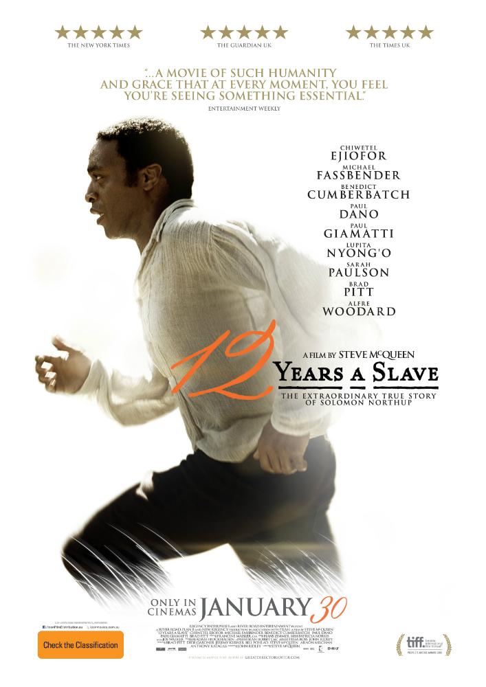 12 Years a Slave : un succès mérité | Contrepoints