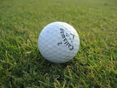 Balle de golf (Crédits : WebWideJosh, licence Creative Commons)