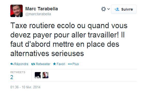 Tweet Tarabella