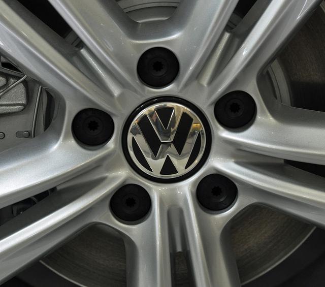 Une Volkswagen Passat produite à Chattanooga (Crédits Larry Miller licence Creative Commons)