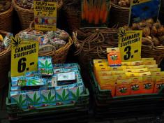 Vente de graines de Cannabis aux Pays-Bas (Crédits : Javic, licence Creative Commons)