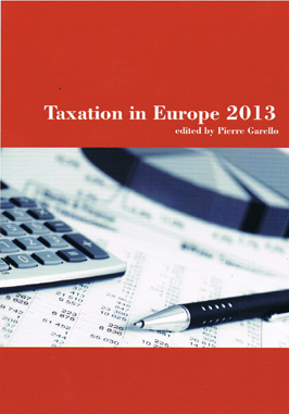 garello_taxation in europe_2013