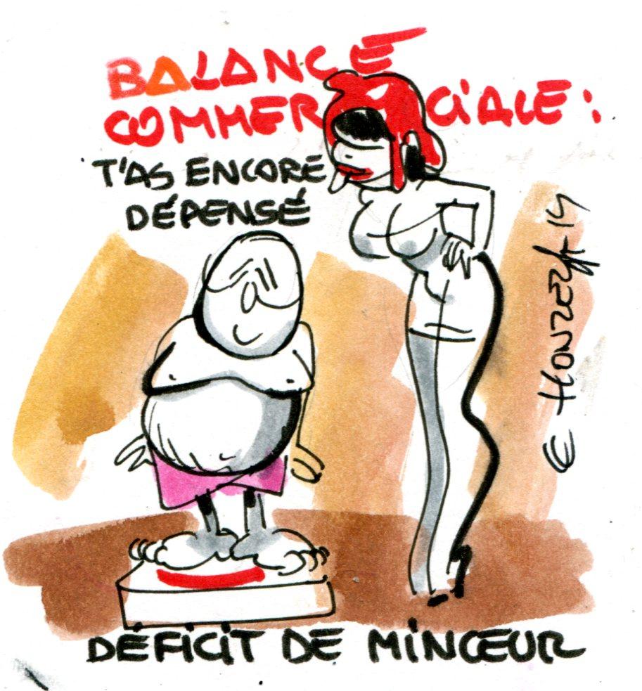 Balance commerciale (Crédits : René Le Honzec/Contrepoints.org, licence Creative Commons)