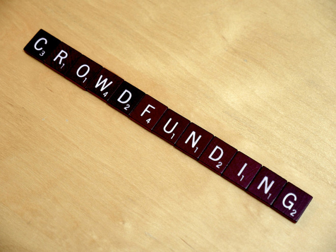 Crowdfunding (Crédits Simon Cunningham licence Creative Commons)