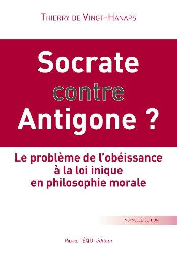 Socrate Antigone