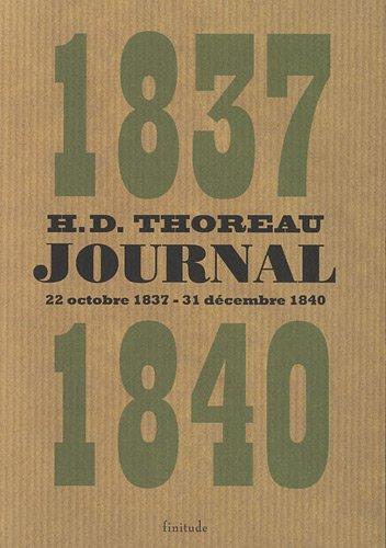 Thoreau 1