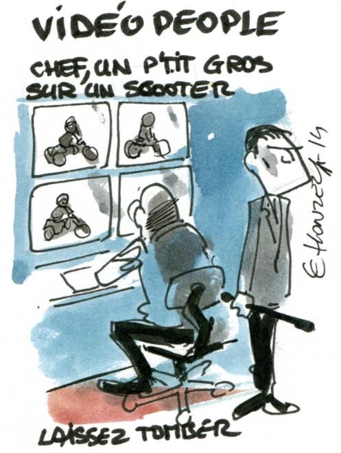 Vidéosurveillance organisée par Manuel Valls