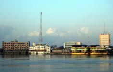 Vue de Cotonou au Bénin (Crédits : Shubert Ciencia, licence CC-BY 2.0, via Flickr)