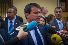 Manuel Valls en août 2013 (Crédits : Claude TRUONG-NGOC licence Creative Commons)