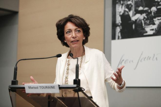 Marisol Touraine (Crédits Philippe Grangeaud-Parti socialiste, licence Creative Commons)