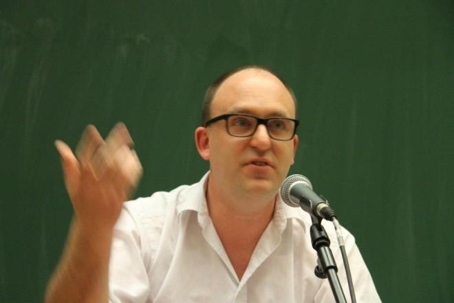Patrick Smets (Crédits : Parti Libertarien Belge, tous droits réservés)