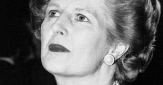 Lancement de l'Institut Margaret Thatcher