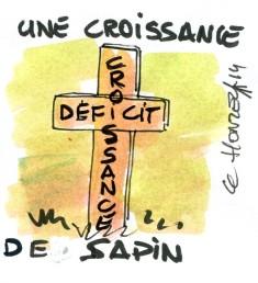 Croissance Sapin (Crédits : René Le Honzec/Contrepoints.org, licence Creative Commons)