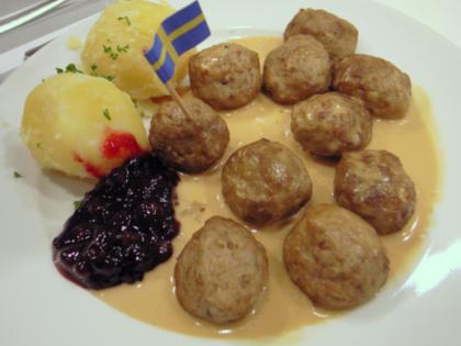 Ikea et les boulettes de viande durables contrepoints for Nourriture chez ikea