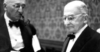 Esclandre à Stockholm : quand Hayek recevait son prix Nobel il y a 40 ans