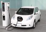 Très chère voiture électrique