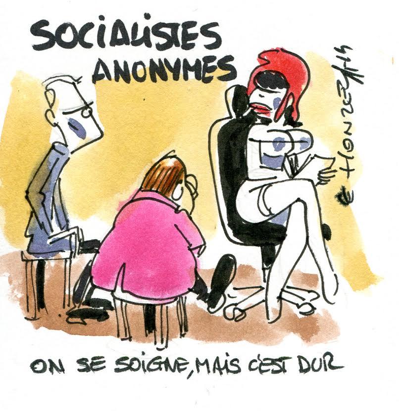 rlh socialistes anonymes