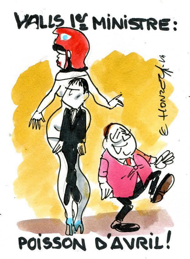 Valls poisson d 39 avril contrepoints - Poisson d avril images gratuites ...