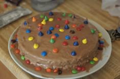 Gateau d'anniversaire (Crédits : Patrick Luckow, licence Creative Commons)