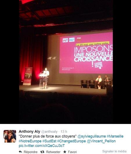 Tweet Anthony Aly