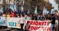 La France en grève pour que rien ne bouge