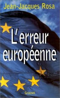erreur européenne