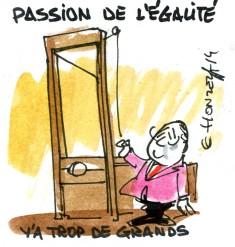 égalité (Crédits : René Le Honzec/Contrepoints.org, licence Creative Commons)