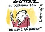 [Mise à jour] Oui Pierre Gattaz, le SMIC est inefficace