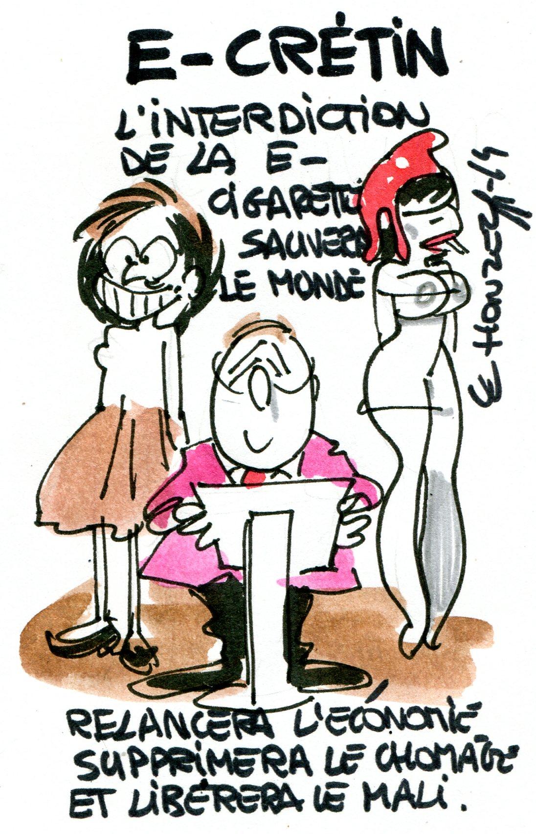 img contrepoints348 Marisol Touraine e-cigarette