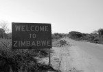 Welcome to Zimbabwe (Crédits David Cohen, licence Creative Commons)