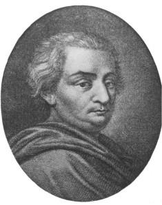Cesare Beccaria (image libre de droits)