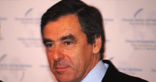 François Fillon (Crédits Andrew Newton licence Creative Commons)