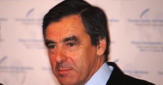 François Fillon (Crédits Andrew Newton licence Creative Commons)