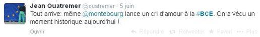 Jean Quatremer Twitter