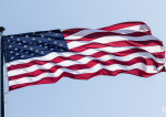 Drapeau américain (Crédits sylvain.collet, licence Creative Commons)