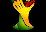 Logo de la Coupe du Monde de Football Brésil 2014 (Tous droits réservés)