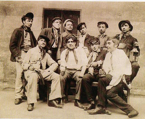 gang des apaches