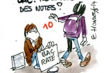 Baccalauréat, redistribuons les notes !