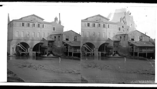 Toulouse : moulin de Bazacle