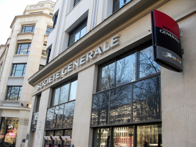 Agence Société Générale (Crédits Mohamed Yahya, licence Creative Commons)