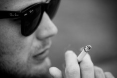 Cigarette (Crédits Dominik Morbitzer, licence Creative Commons)