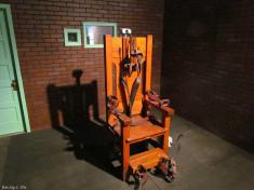 Death chair Peine de mort (Crédits NixBC, licence Creative Commons)