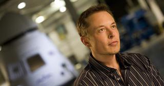 Elon Musk, l'entrepreneur à l'origine de Tesla Motors ou SpaceX