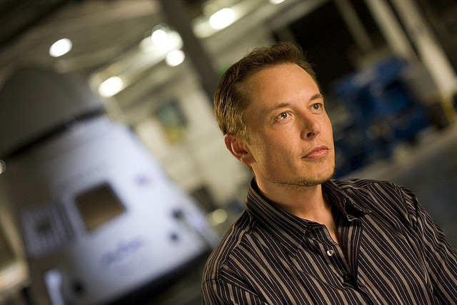 Elon Musk CC OnInnovation