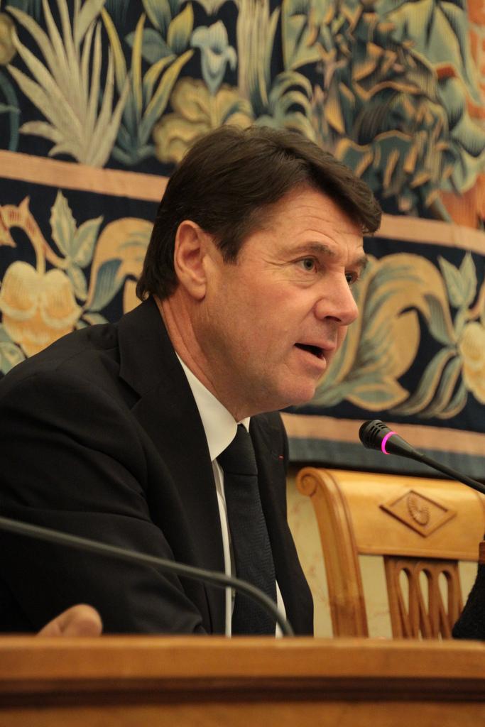 Christian Estrosi (Crédits : UMP, licence Creative Commons)