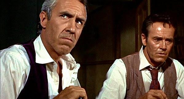 Henry Fonda et Jason Robards