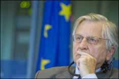 Jean-Claude Trichet, président de la Banque de France (Crédits European Parliament, licence Creative Commons)