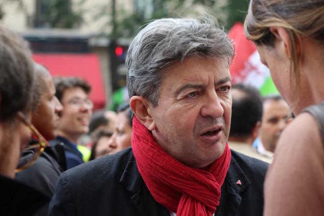 Jean-Luc Mélenchon (Crédits ActuaLitté, licence Creative Commons)